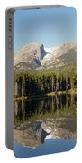 Sprague Lake In Rocky Mountain National Park Portable Battery Charger