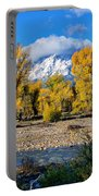 Spread Creek Grand Teton National Park Portable Battery Charger