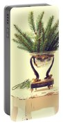 Sprigs Of Pine Portable Battery Charger