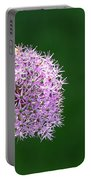 Spring Allium Portable Battery Charger
