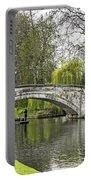 Spring And The River Cam Portable Battery Charger