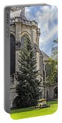 Spring At Chartres Portable Battery Charger