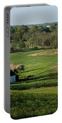 Spring At Maurice Stevens Spring House Portable Battery Charger