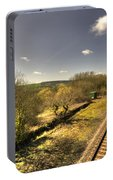 Spring At Seaton Junction  Portable Battery Charger