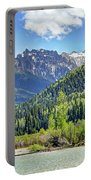 Spring At Silver Jack Portable Battery Charger