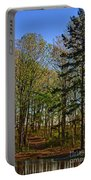 Spring At The Pond Series IIi Portable Battery Charger