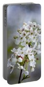 Spring Blooming Bradford Pear Blossoms Portable Battery Charger