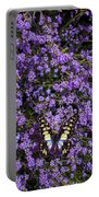 Spring Butterfly Portable Battery Charger