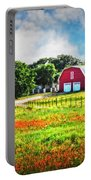 Spring Charm In The Hill Country Portable Battery Charger
