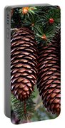 Spring Christmas Tree Portable Battery Charger