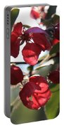 Spring Crabapple Blossom Portable Battery Charger
