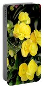 Spring Delight In Yellow Portable Battery Charger