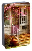 Spring - Door - Dogwood  Portable Battery Charger