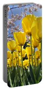 Spring Flowers 10 Portable Battery Charger