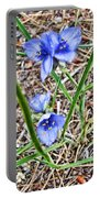 Spring Flowers 3 Portable Battery Charger