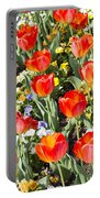 Spring Flowers No. 1 Portable Battery Charger