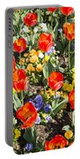 Spring Flowers No. 2 Portable Battery Charger