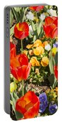 Spring Flowers No. 5 Portable Battery Charger