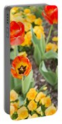 Spring Flowers No. 6 Portable Battery Charger
