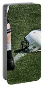 Spring Football Portable Battery Charger