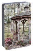 Spring Gazebo Painteffect Portable Battery Charger