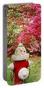 Spring Hydrant Portable Battery Charger