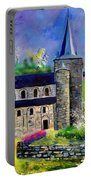 Spring In Celles  Portable Battery Charger