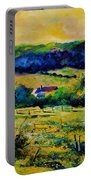 Spring In Matagne  Portable Battery Charger