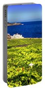 Spring In Pacific Grove Ca Portable Battery Charger