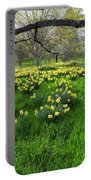 Spring Is Here Portable Battery Charger