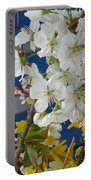 Spring Life In Still-life Portable Battery Charger