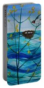 Spring On Lake Ontario Portable Battery Charger
