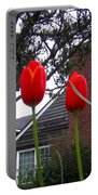 Spring On The Oregon Coast Portable Battery Charger