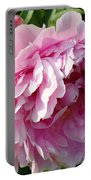 Spring Peony Portable Battery Charger