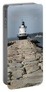 Spring Point Ledge Light I Portable Battery Charger