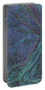 Spring Rain Tree Portable Battery Charger