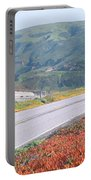 Spring, Route 1, California Coast Portable Battery Charger