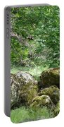 Spring Sanctuary Portable Battery Charger