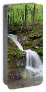 Spring Showers Portable Battery Charger