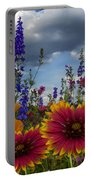 Spring Symphony Portable Battery Charger