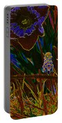 Spring Time In Lillyput Portable Battery Charger