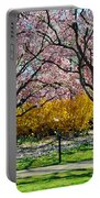 Spring Walk Portable Battery Charger