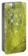 Spring Weeping Willow Portable Battery Charger