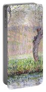 Spring Willows Portable Battery Charger