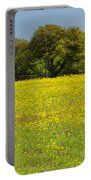 Springtime In Texas 3 Portable Battery Charger