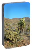 Springtime In The Cerbat Mountain Foothills Portable Battery Charger