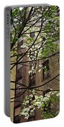 Springtime In Washington Heights 2 Portable Battery Charger
