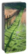 Springtime Pasture Portable Battery Charger