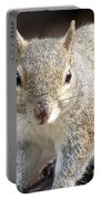 Squirrel Profile Portable Battery Charger