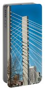 Sr-509 Cable Stayed Bridge Portable Battery Charger